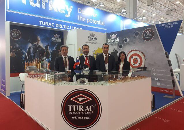TURAÇ Dış Ticaret Ltd. Şti. - ARMY-2019
