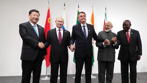 Osaka'da düzenlenen G20 Liderler Zirvesi - Sputnik Türkiye