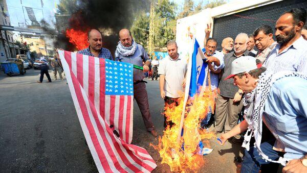 Irak - Bahreyn protesto - Sputnik Türkiye