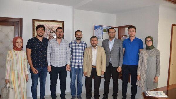 Genç MÜSİAD Antalya - Sputnik Türkiye