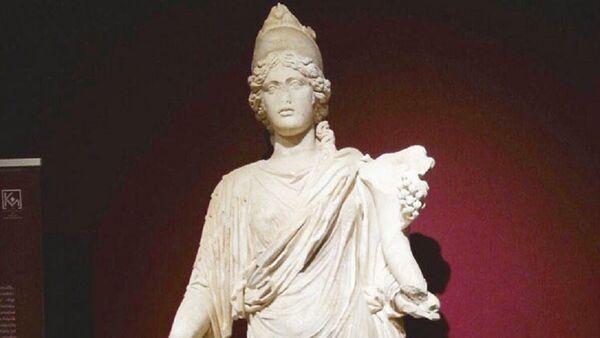 Statue of Tyche - Sputnik Türkiye