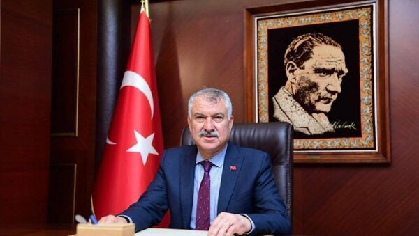 Zeydan Karalar - Sputnik Türkiye