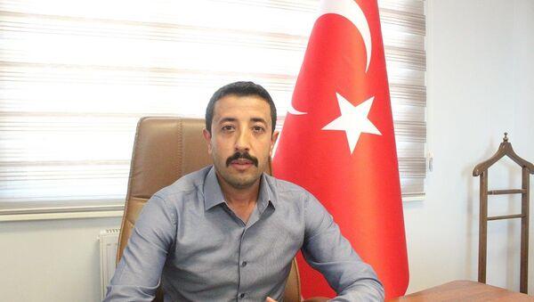 Alperen Ocakları Gaziantep İl Başkanı Tuncay Uzdilli  - Sputnik Türkiye