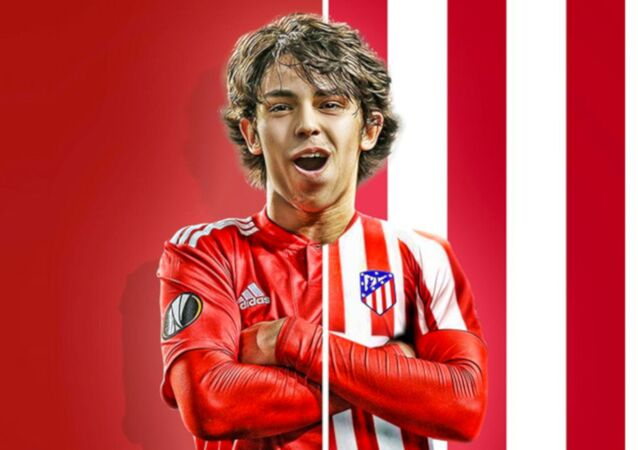 Atletico Madrid, Joao Felix'i 126 milyon Euro'ya transfer etti