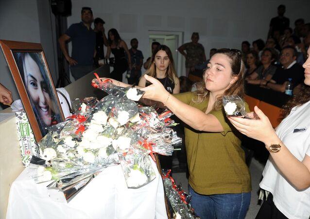 Babası tarafından öldürülen Gülnur'un annesi herkesi ağlattı