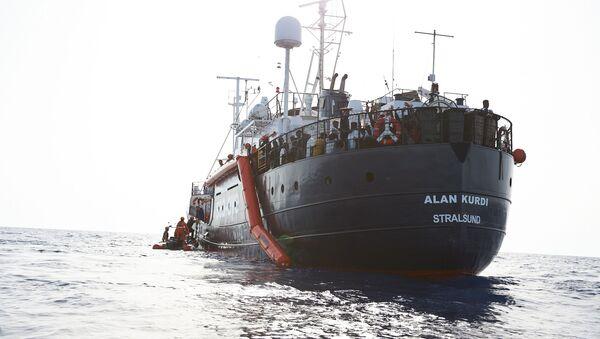 Alan Kurdi gemisi - Sputnik Türkiye