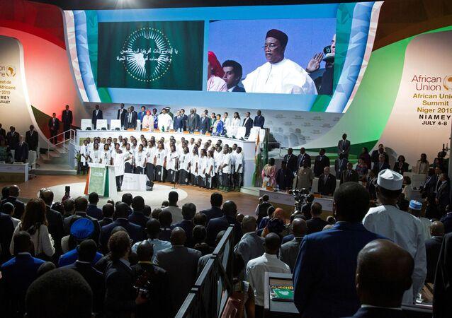 Afrika Birliği (AfB) 12. Olağanüstü Zirvesi