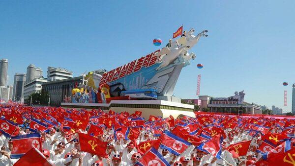 Kuzey Kore - Pyongyang - Sputnik Türkiye