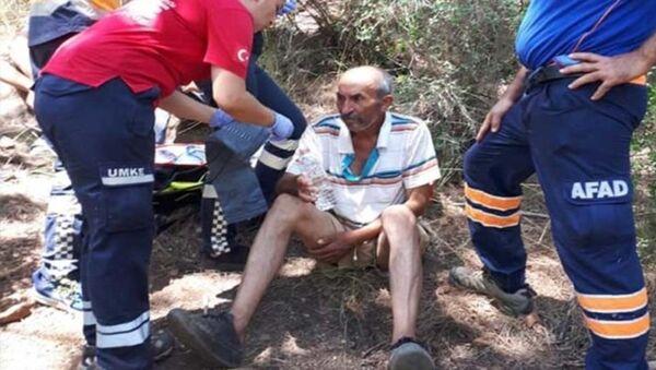 Alzheimer hastası iki gün sonra bulundu - Sputnik Türkiye