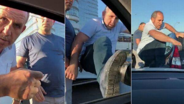 Pendik D-100 Karayolu'nda içinde hamile kadının bulunduğu araca saldırı olayına ilişkin tutuklanmalarına karar verilen Hasan Sel ve Hüseyin Sel hakkında, yirmişer yıla kadar hapis cezası istemiyle iddianame hazırlandı. - Sputnik Türkiye