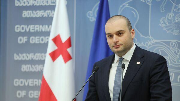 Gürcistan Başbakanı Mamuka Bahtadze - Sputnik Türkiye