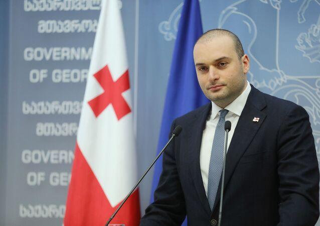Gürcistan Başbakanı Mamuka Bahtadze