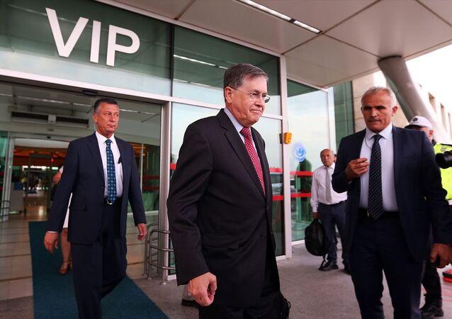 ABD'nin yeni Ankara Büyükelçisi Satterfield