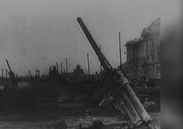 Leningrad Muharebesi
