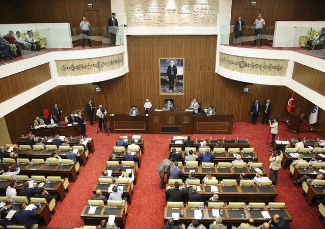 Ankara Büyükşehir Belediye Meclisinin, temmuz ayı üçüncü oturumu Başkan Mansur Yavaş başkanlığında gerçekleştirildi.
