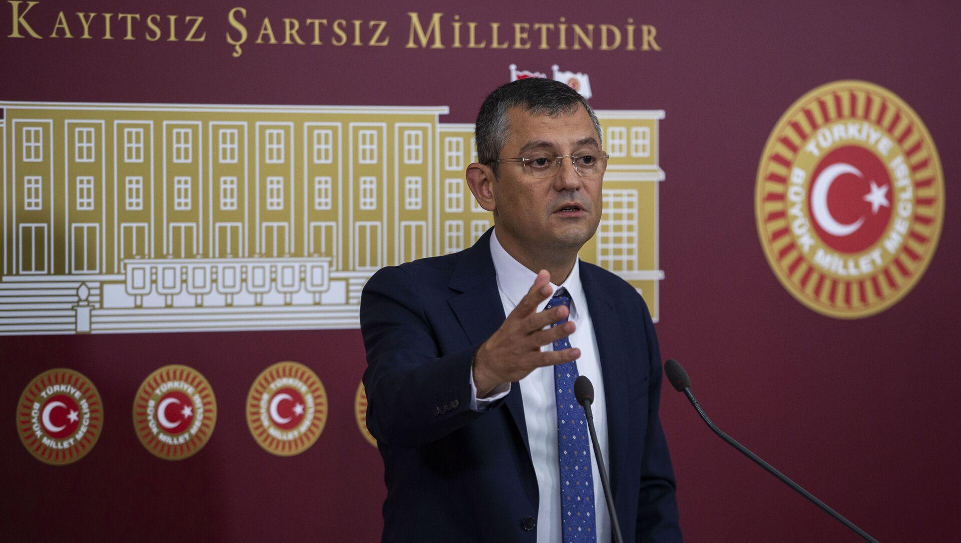 Özgür Özel - Sputnik Türkiye, 1920, 17.02.2021