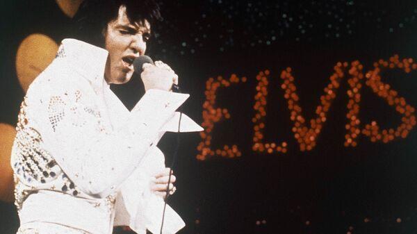 Elvis Presley - Sputnik Türkiye