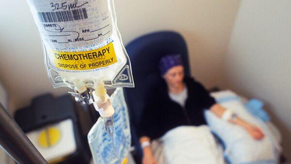 Kemoterapi - Sputnik Türkiye