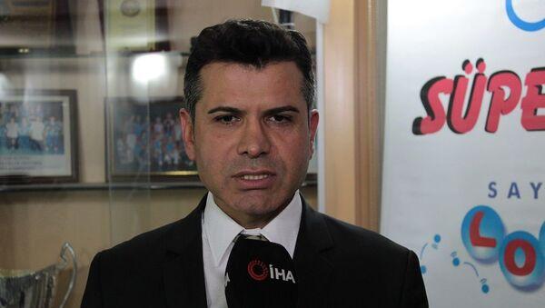 Milli Piyango İdaresi Genel Müdürü Bekir Yunus Uçar - Sputnik Türkiye