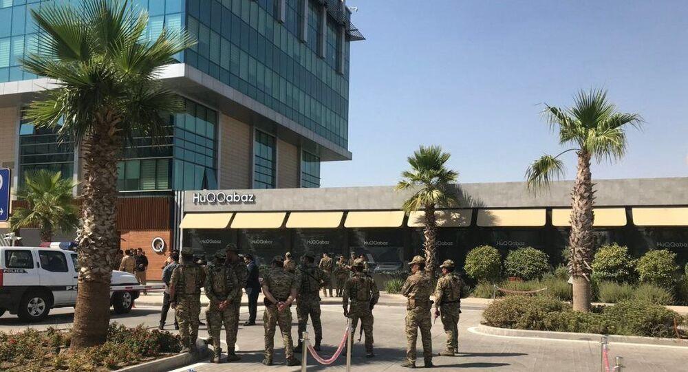 Erbil'de silahlı saldırı: Ölenler arasında Türk diplomatlar da var