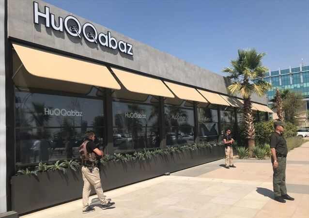 Erbil'de restoranda silahlı saldırı