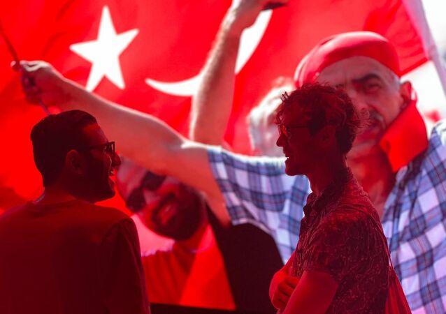 '15 Temmuz Milletin Zaferi' Dijital Gösterim Merkezi'nden kareler