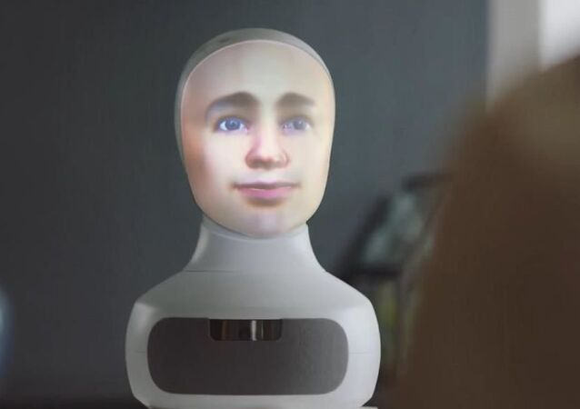 yapay zekâlı robot, iş görüşmelerinde adaylarla mülakat yapmaya başladı.