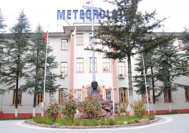 meteoroloji genel müdürlüğü binası