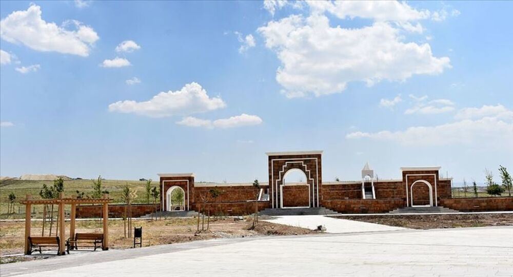 Malazgirt Meydan Muharebesi Tarihi Milli Parkı