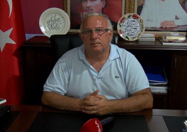 İYİ Parti Güngören İlçe Başkanı Ayhan Kurt