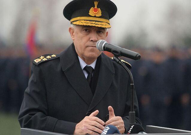 Jandarma Genel Komutanı Arif Çetin