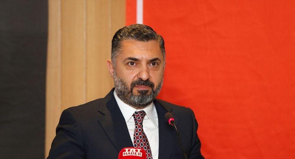 Radyo ve Televizyon Üst Kurulu (RTÜK) Başkanı Ebubekir Şahin