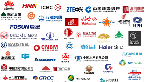 Çinli şirketler - Sputnik Türkiye