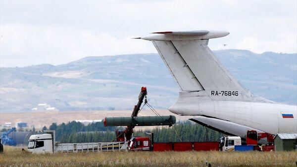 S-400 sevkiyatı - Sputnik Türkiye