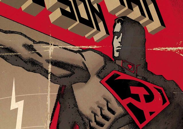 Süpermen: Kızıl Evlat