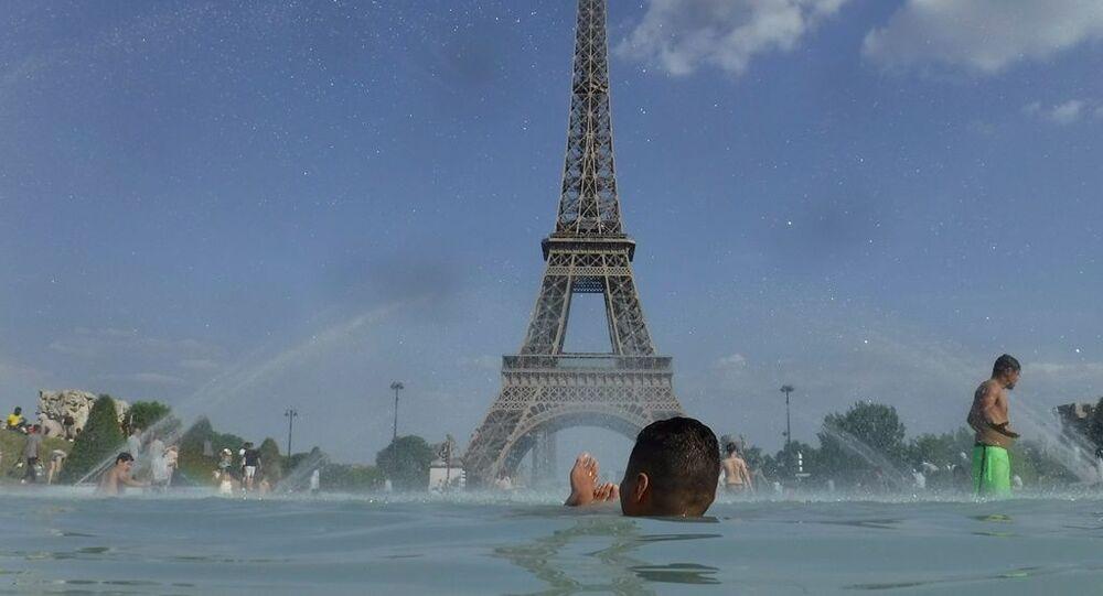 Fransa - Paris