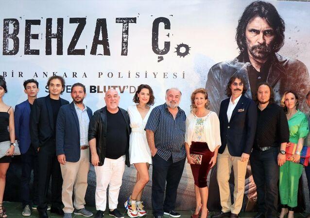 Behzat Ç. Bir Ankara Polisiyesi adlı dizinin galası