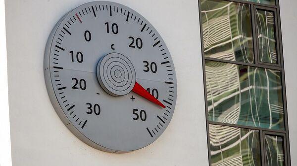 küresel ısınma, termometre, sıcaklık - Sputnik Türkiye