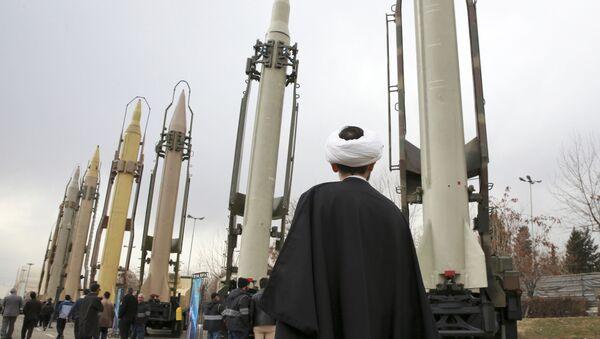 İran füze - Sputnik Türkiye