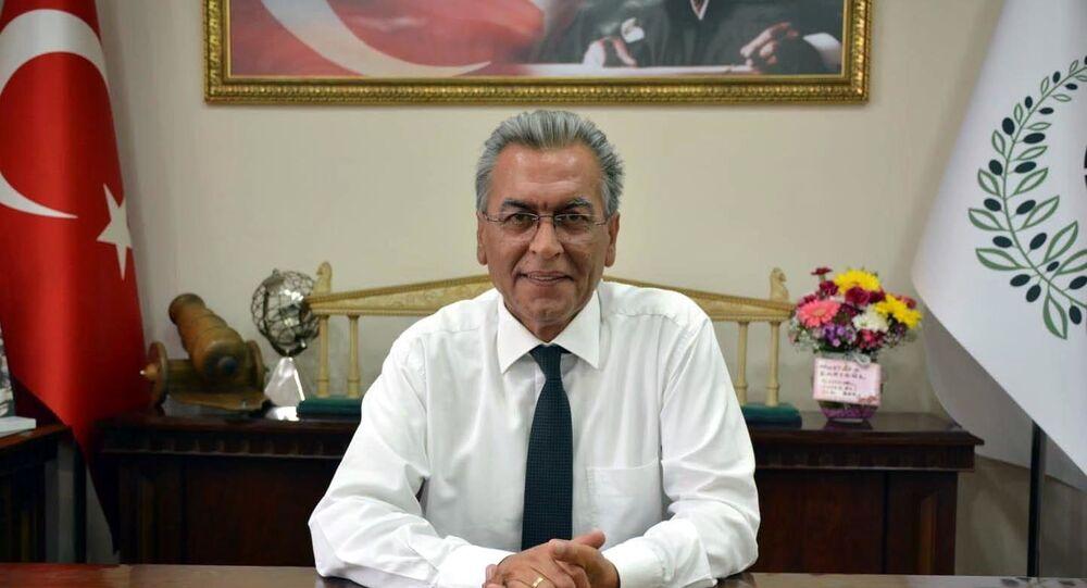 Torbalı Belediye Başkanı İsmail Uygur
