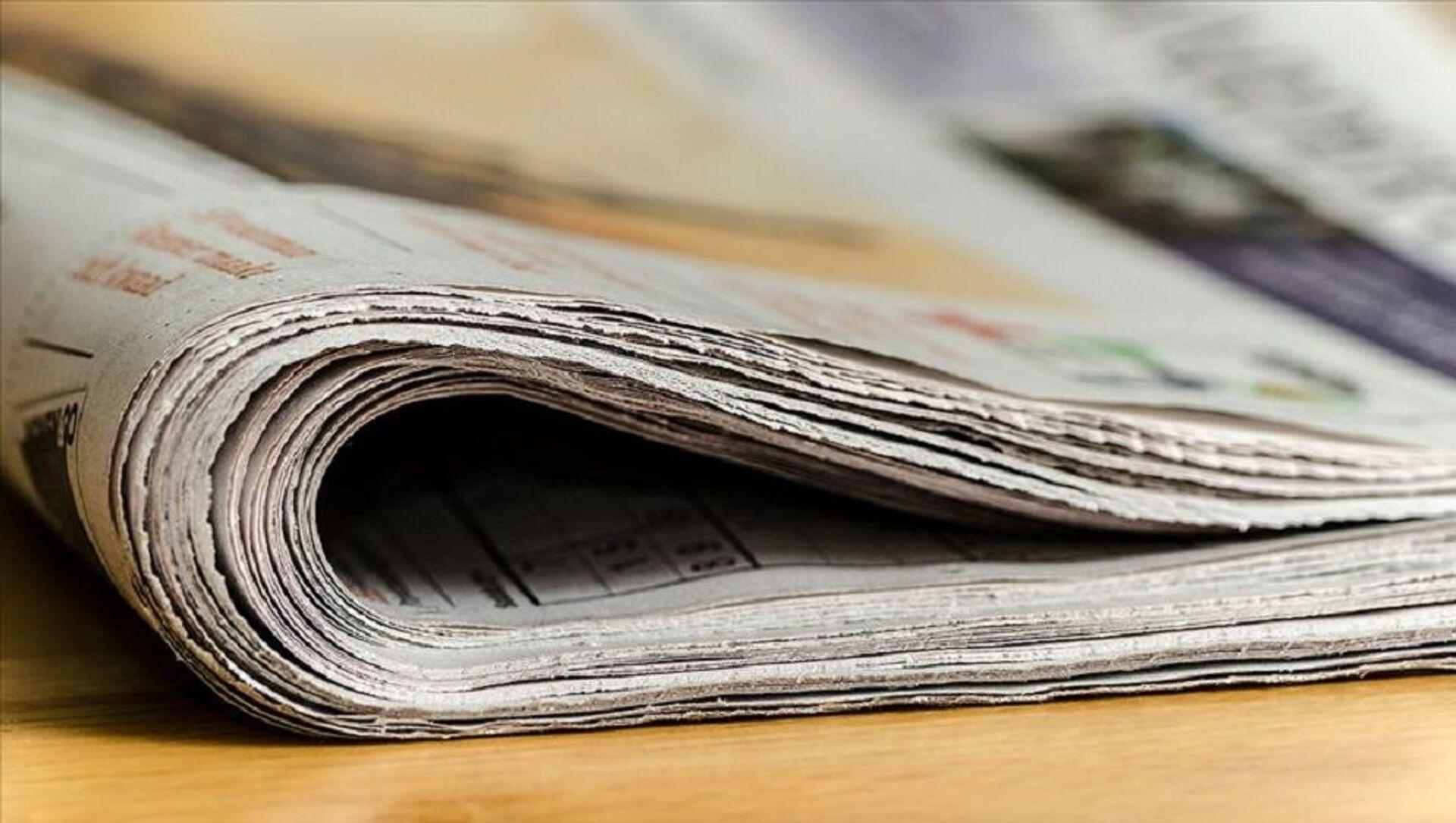 Gazete, basın - Sputnik Türkiye, 1920, 23.07.2021
