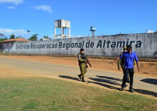 Brezilya'daki hapishanede çıkan çete kavgası