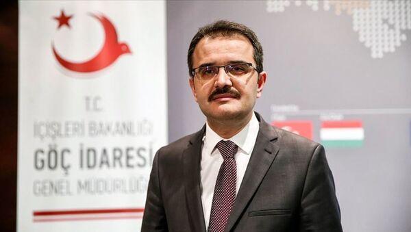 Abdullah Ayaz - Sputnik Türkiye
