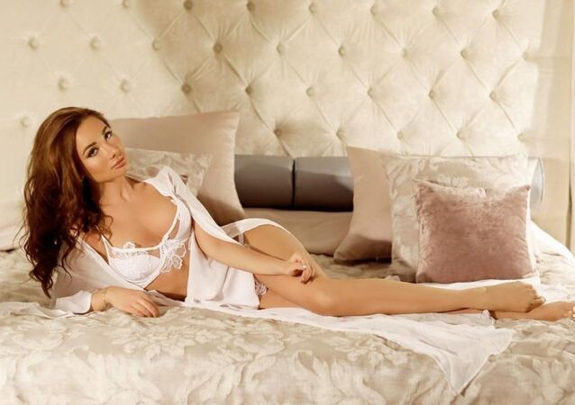 Rus Instagram fenomeni Yekaterina Karaglanova