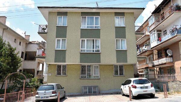 Apartman - Sputnik Türkiye