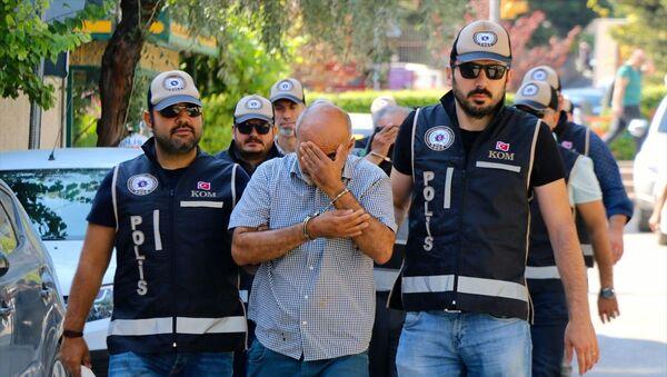 Sahte engelli raporu operasyonu - Sputnik Türkiye