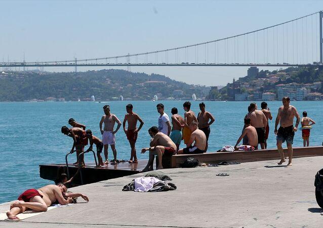 İstanbul'da nem oranı yüzde 86'ya ulaştı