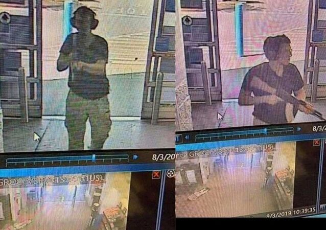 Teksas saldırganının fotoğrafı