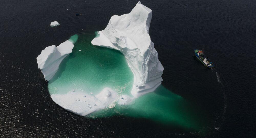 Kanada'da yapılan bir araştırma, üç ayrı eyalette yoğun olarak bulunan buzulların önemli kısmının küresel ısınma nedeniyle 50 yıl içinde yok olacağını ortaya koydu.