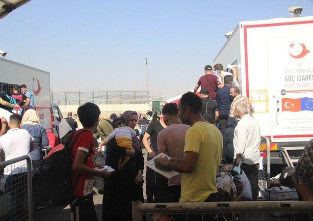 Bayrama giden Suriyelilerin sayısı 30 bin oldu